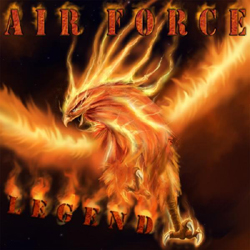 AIR FORCE - »Legend«-Cover