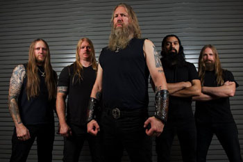 AMON AMARTH-Newshot