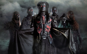 CRADLE OF FILTH-Newshot