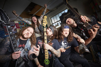 MUNICIPAL WASTE-Newshot