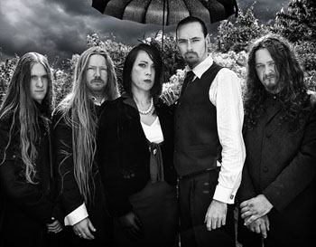 MY DYING BRIDE-Newshot
