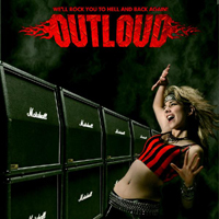 OUTLOUD - »Outloud«-Cover