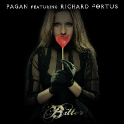 PAGAN featuring Richard Fortus - »Bitter«-Cover