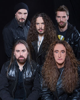 RHAPSODY OF FIRE-Newshot