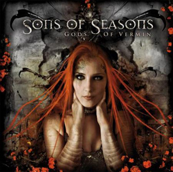 SONS OF SEASONS - »Gods Of Vermin«-Cover [Digipack-Version]