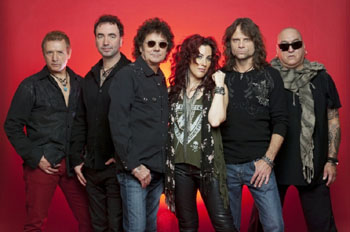 STARSHIP featuring Mickey Thomas-Newshot