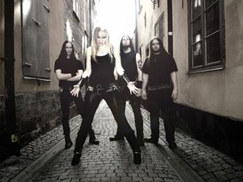 Crucified Whore T-shirt Die Neueste Mode Fanartikel & Merchandise Impaled Nazarene Musik