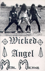 WICKED ANGEL [CDN]-Democover