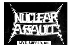NUCLEAR ASSAULT-Democover