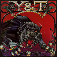 Y&T-Cover: »Black Tiger«