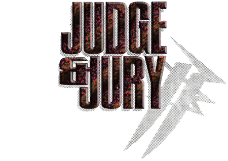 JUDGE & JURY-Logo