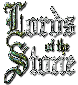 LORDS OF THE STONE-Logo