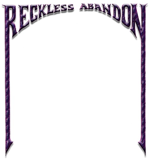 RECKLESS ABANDON-Logo