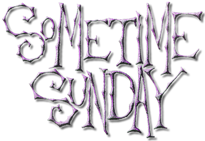 SOMETIME SUNDAY-Logo