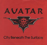 AVATAR - »City Beneath The Surface«-Cover