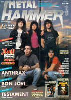 METAL HAMMER/CRASH 9/90