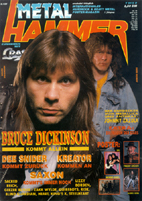 METAL HAMMER/CRASH 10/90