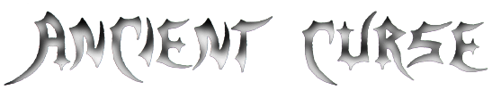 ANCIENT CURSE (D)-Logo
