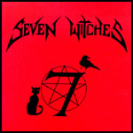 SEVEN WITCHES-CD-Cover